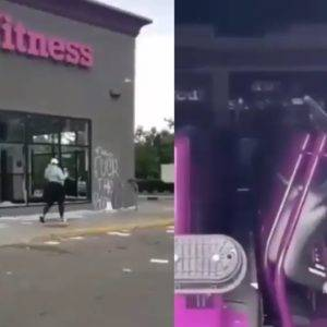 Minneapolis Man Missed Gym So Much He Decided To Hop On Treadmill During Riots