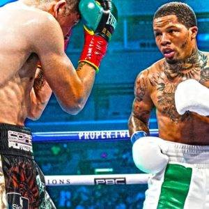 15 Times Boxers Ended A Fight With 1 Punch