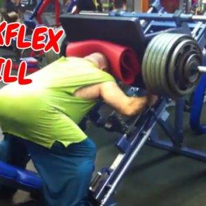 When You Try To Neckflex and Chill