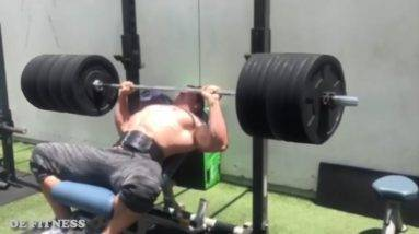The Return Of Fake Weights - GYM IDIOTS 2021