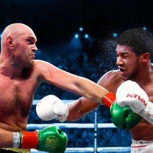 When Boxings HEAVYWEIGHTS Collide!