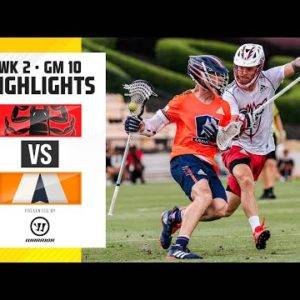 Final Game From Atlanta Weekend | Archers vs. Chaos Highlights Week 2