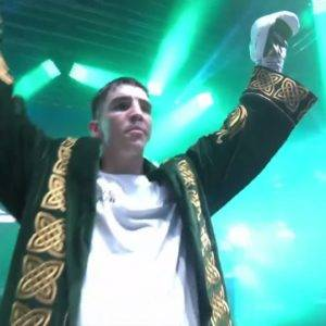 Michael Conlan's walkout in Belfast is one of the best atmospheres you'll ever see!