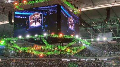 UFC 243 The Last Sylebender Walkout. Best walkout of all time