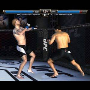 UFC fight | made a great comeback